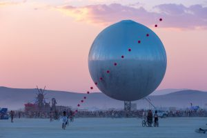Burning Man: Art on fore