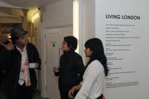 Living London - Gerry Fox