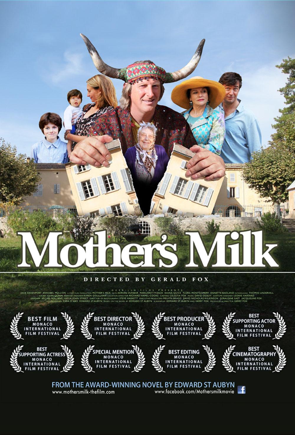 Mothers Milk poster